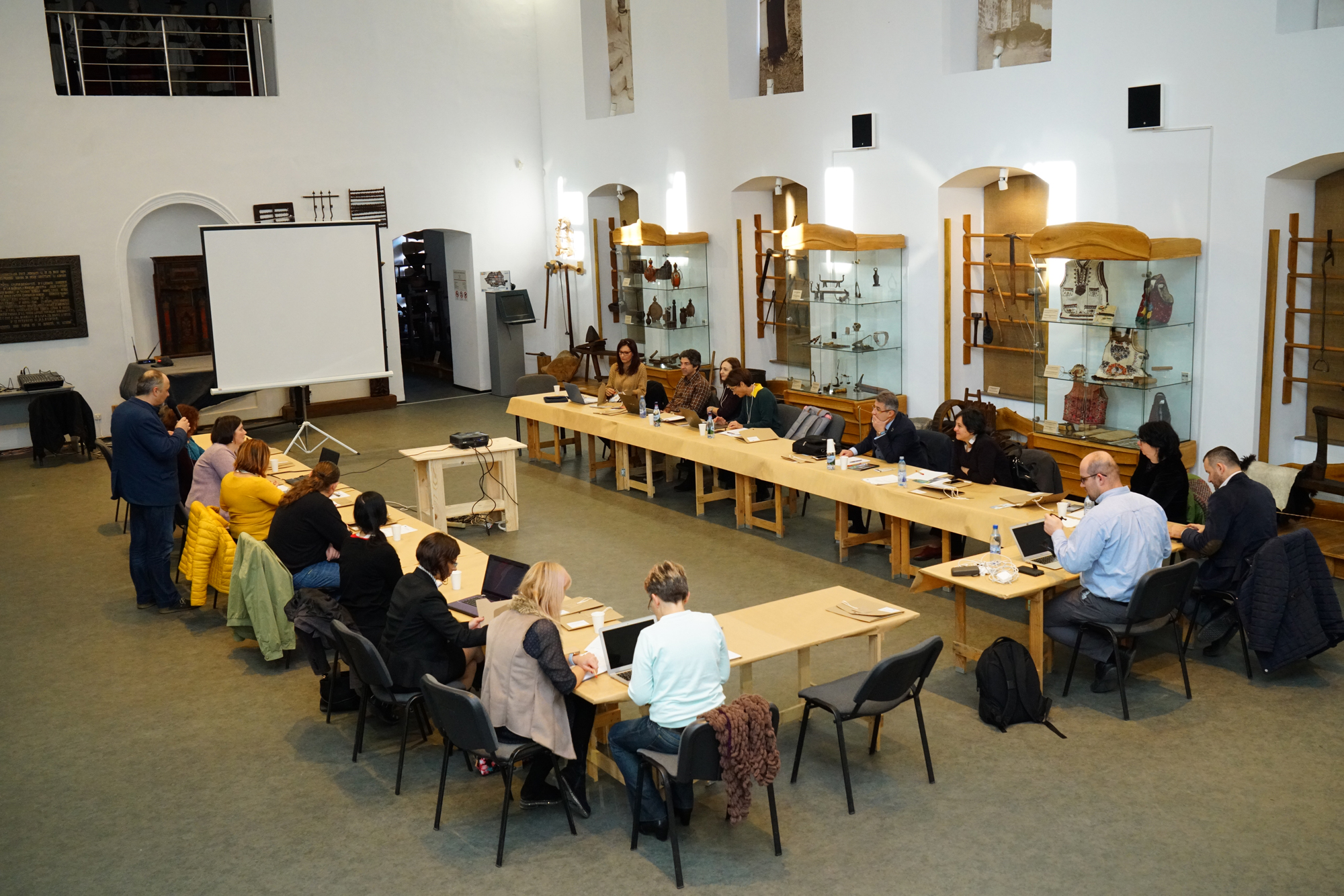 Kick-off Meeting of ToMiMEUs project
