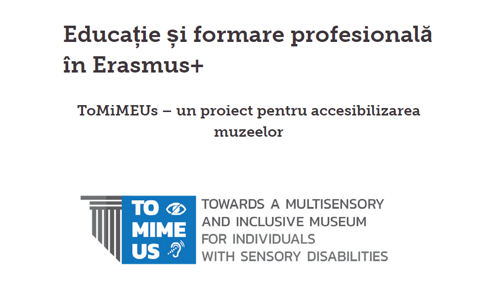 News about ToMiMEUs  in the online journal of the Romanian National Agency